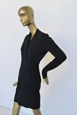 Claude Montana Coat Ideal Cuir 1995 great oversized style