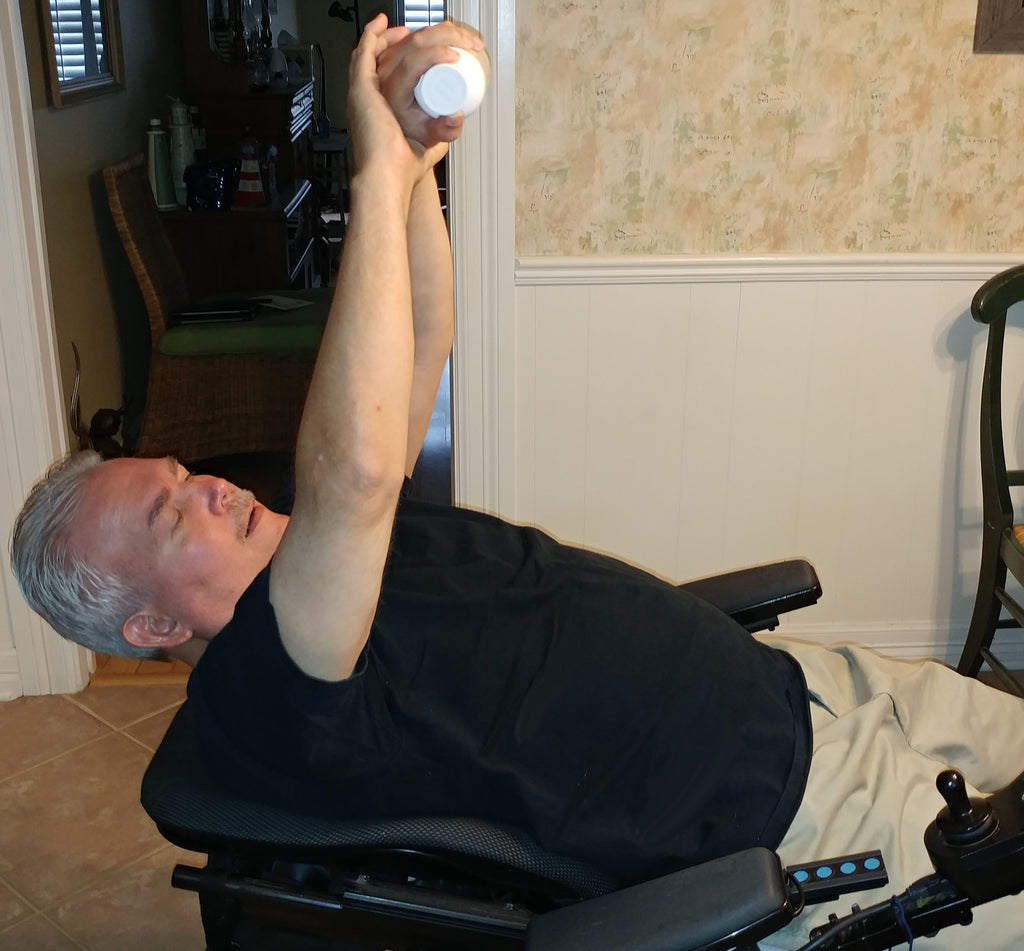 Hand, Arm Exercising - Rehabilitation: Recovering from a Stroke Part 2.
