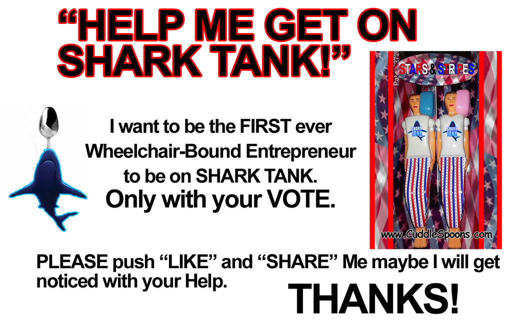 Hello Shark Tank! - A Message to the Casting Producers.