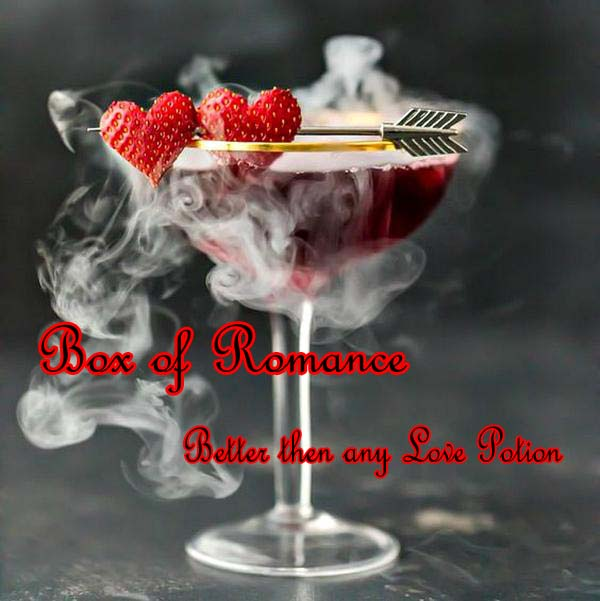 UPDATE: Box of Romance - Better then any Love Potion. Couples Gifts & Games - Fun Thrill Night!