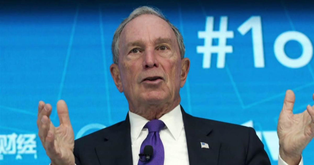 Mike Bloomberg on MSNBC - Social Media Marketing.