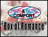 Pink & Blue Cuddle Spoons - Box of Romance.