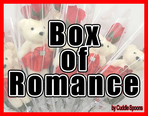 Box of Romance - Better then any Love Potion. Couples date night Trill!