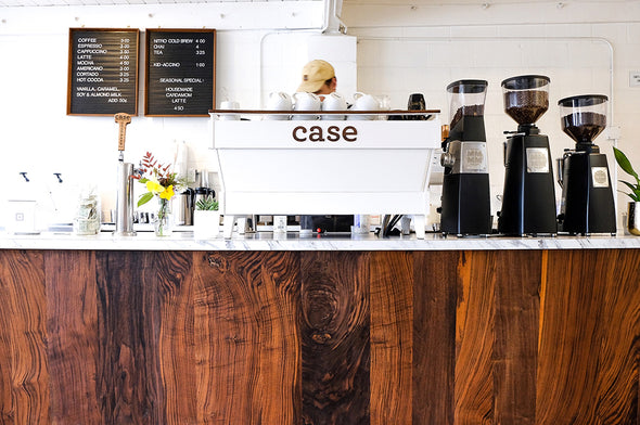 Case Coffee Roasters, Downtown Ashland