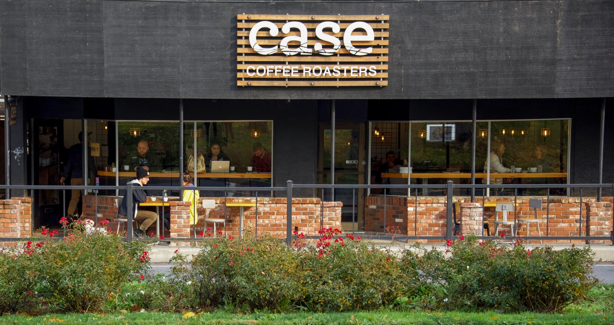 Case Coffee Roasters. Ashland Oregon