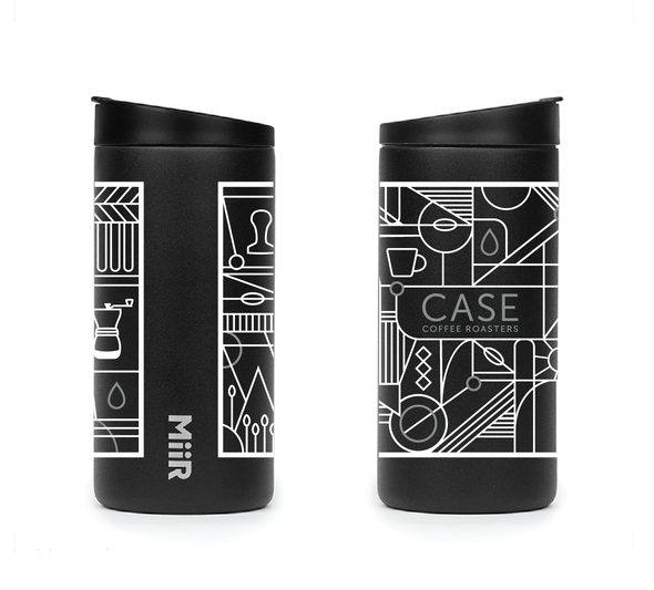 MiiR tumbler, Case Coffee Roasters