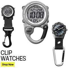 Clip Watches