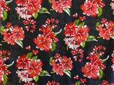 All Over Hibiscus Flower Prints