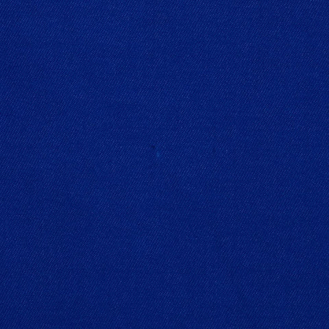 Royal Blue Solid PolyCotton Fabric