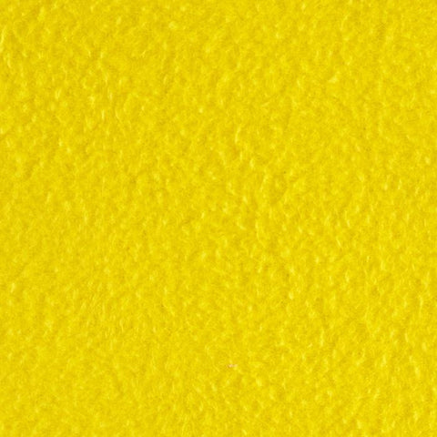Yellow Solid Fleece Fabric