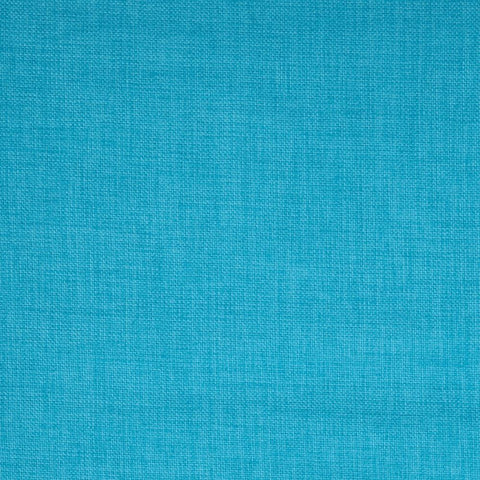 Turquoise Solid Upholstery Outdoor Fabric