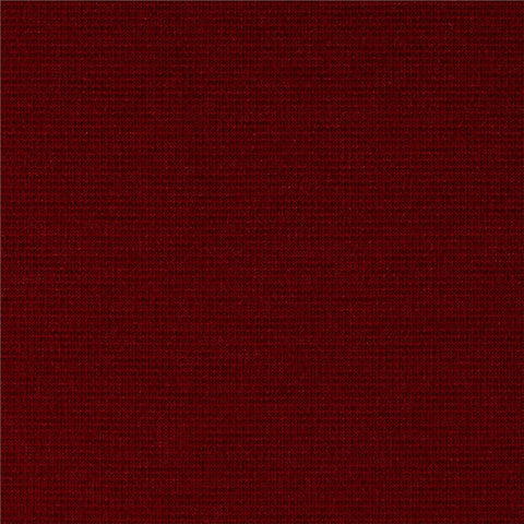 Burgundy Solid Poly Linen Fabric