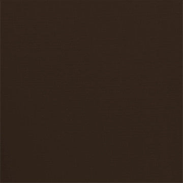 Brown Solid Polyester Fabric