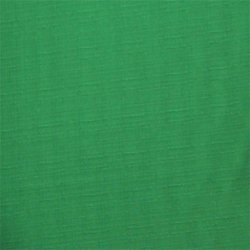 Emerald Green Solid Polyester