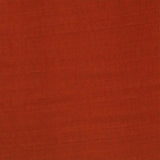Rust Solid Polyester Fabric