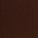 Brown Solid Polylinen Fabric