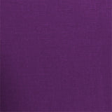 Purple Solid Polyester Fabric