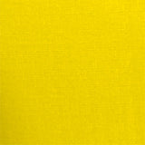 Yellow Solid Polyester Fabric