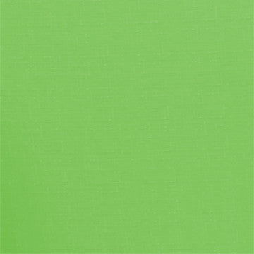 Lime Green Solid Polyester Fabric