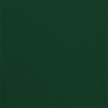 Hunter Green Solid Polylinen Fabric