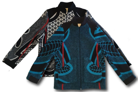 His and Hers Kobo Aluta Jacket