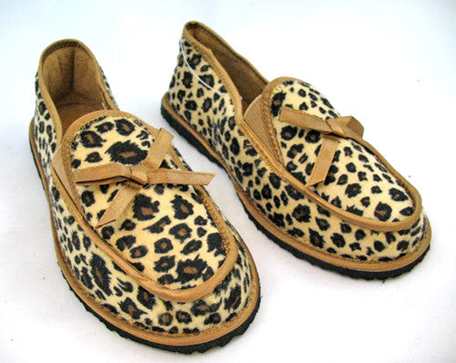 NEW Womens Shoes AFRICAN Safari ANIMAL PRINTS Leopard Cougar Pattern FLAT  SHOE size 6 W 6W 5142e8ad8f