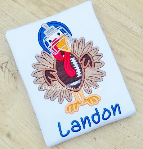 Football Turkey, Thanksgiving Football Turkey Shirt