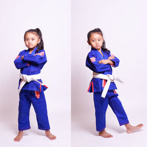 WANT VS NEED BASIC KIDS GI - BLUE
