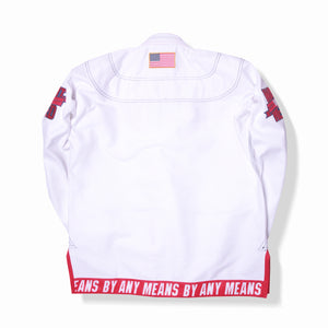 WANT VS NEED KIMONO SERIES 17 - WHITE