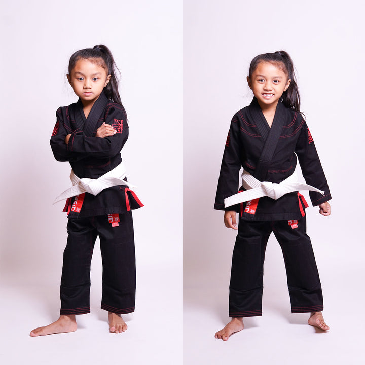WANT VS NEED BASIC KIDS GI - BLACK