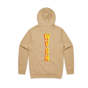 2019 BY ANY MEANS PULLOVER HOODIE - SAND