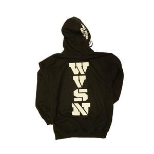 BY ANY MEANS HOODIE 2 - BLACK