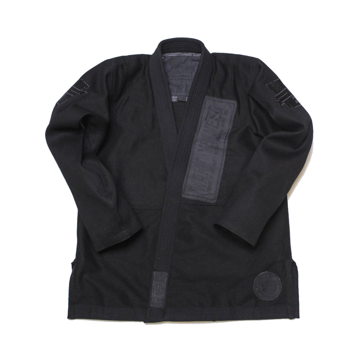 WANT VS NEED SERIES 9 KIMONO  - BLACK