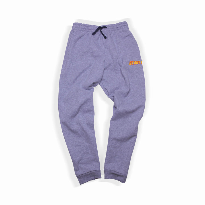 BY ANY MEANS LIGHTWEIGHT FLEECE PANTS - ATHLETIC HEATHER