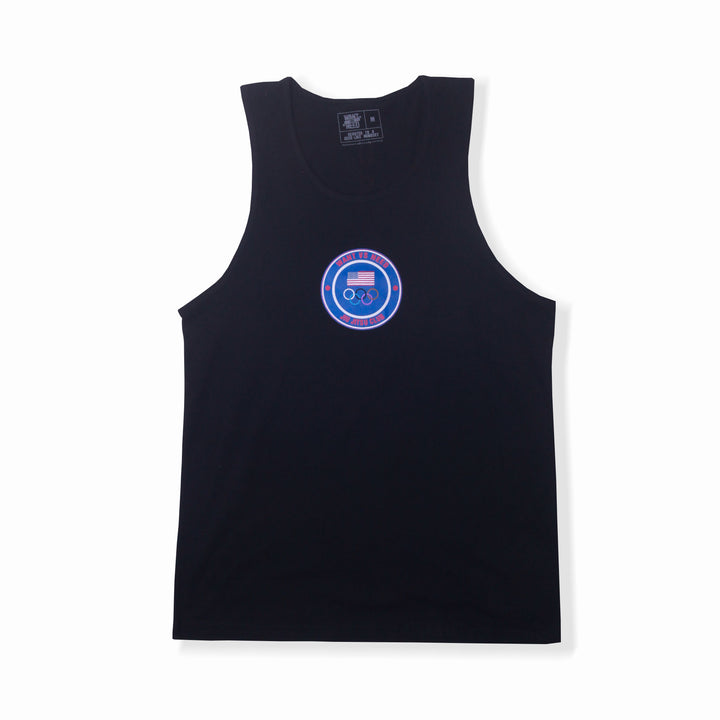 APOLLO TANK TOP - BLACK
