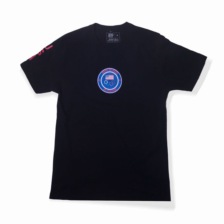 APOLLO TEE - BLACK