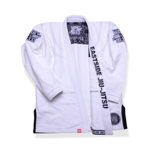 WANT VS NEED SERIES 18 - THE EASTSIDE KIMONOS (WHITE)