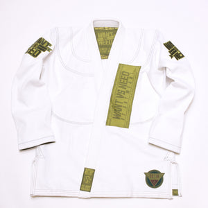 WANT VS NEED HBA 2018 KIMONO - WHITE