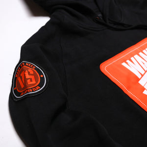 BY ANY MEANS II HOODIE - BLACK