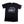 JIU JITSU AND PETROL TEE - BLACK