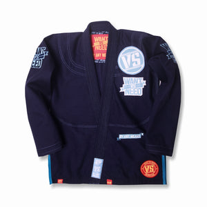 WANT VS NEED KIMONO SERIES 16 - NAVY BLUE