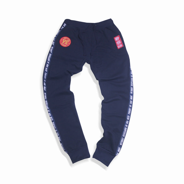 WANT VS NEED SWEATPANTS - NAVY