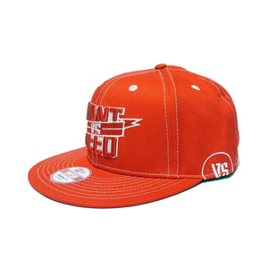 WANT VS NEED SNAPBACK - RED