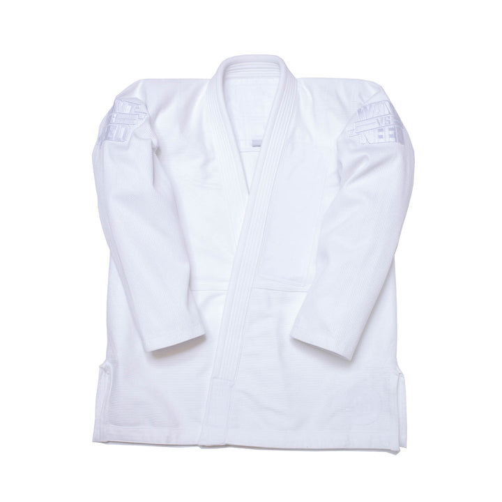 WANT VS NEED SERIES 9 KIMONO - WHITE