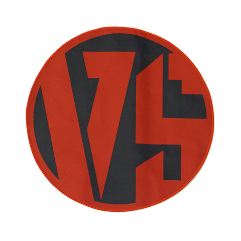 "VERSUS 10"" WOVEN PATCH"