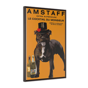 """Amstaff"" by Christine j Head"