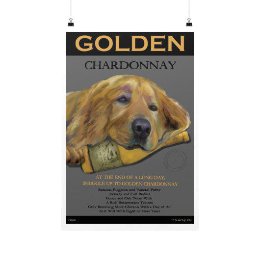 Vertical Fine Art Prints (Posters) 24x36 - pupsketches