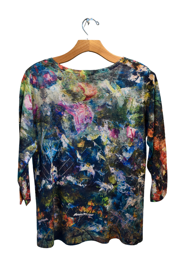 Habitat Crepe Ankle Pant in Black