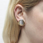 Marjorie Baer Clip Earrings - Harper Greer
