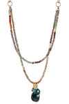 Alicia Van Fleteren Kyanite Necklace 30% OFF - Harper Greer